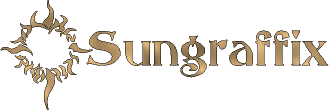 Sungraffix Website & Graphic Design